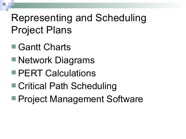 chapter     project management software     gantt charts vs