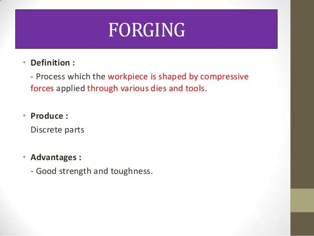 Forge Dictionary Definition Of Forge Encyclopediacom
