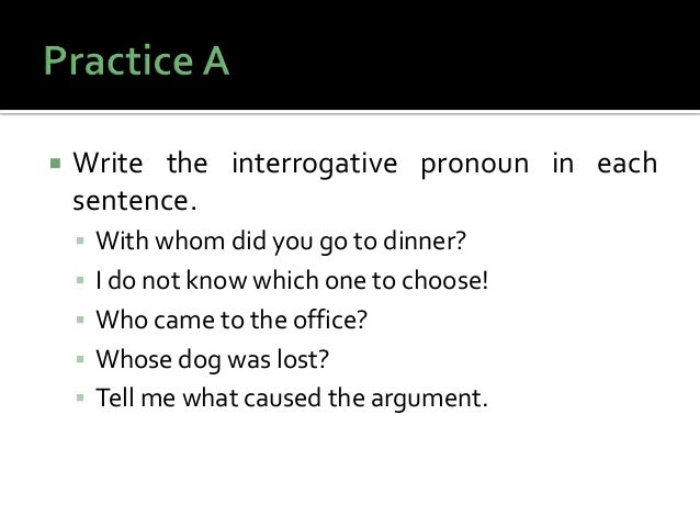 how to use who and whom in a sentence