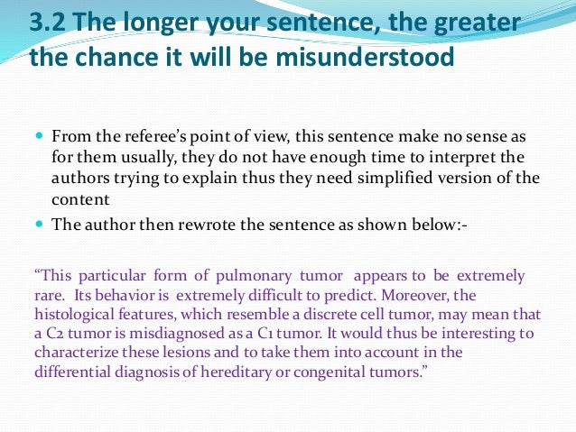 How to revise this sentence in an english paper?