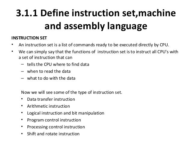 Guide to x86 Assembly - Computer Science