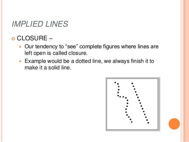 examples of implied lines in art wwwpixsharkcom