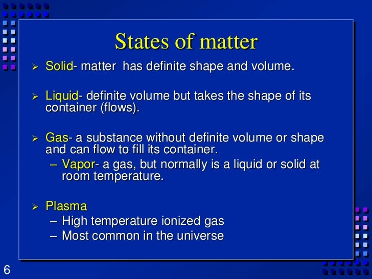What Substance Is A Gas At Room Temperature