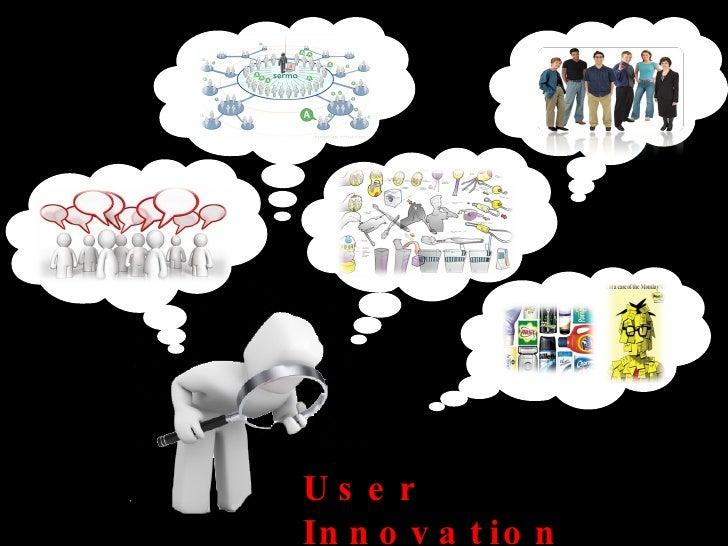 User Innovation