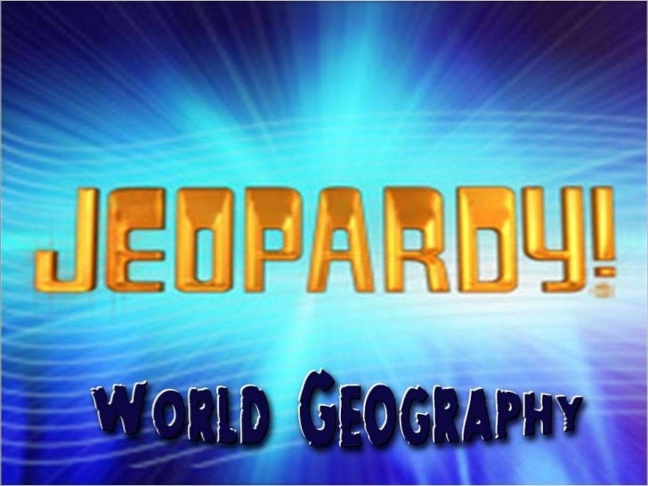 Chapter3 Review Jeopardy