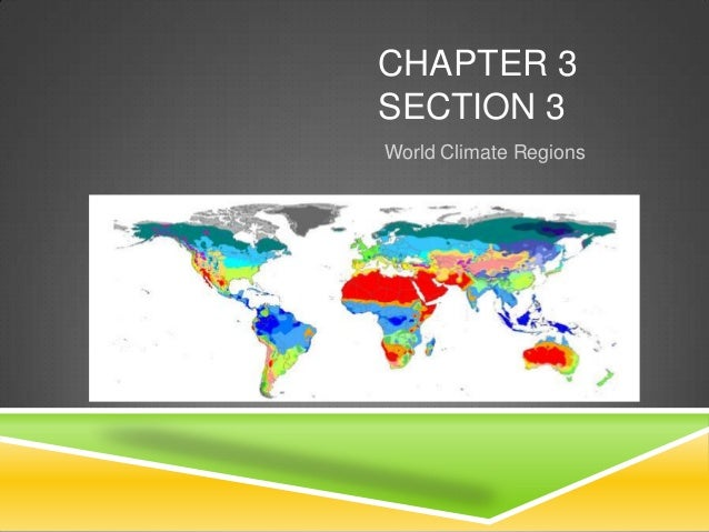 Chapter 3 section 3 powerpoint