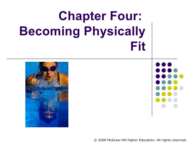 Becoming Physically Fit