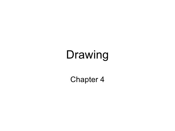 Drawing Chapter 4