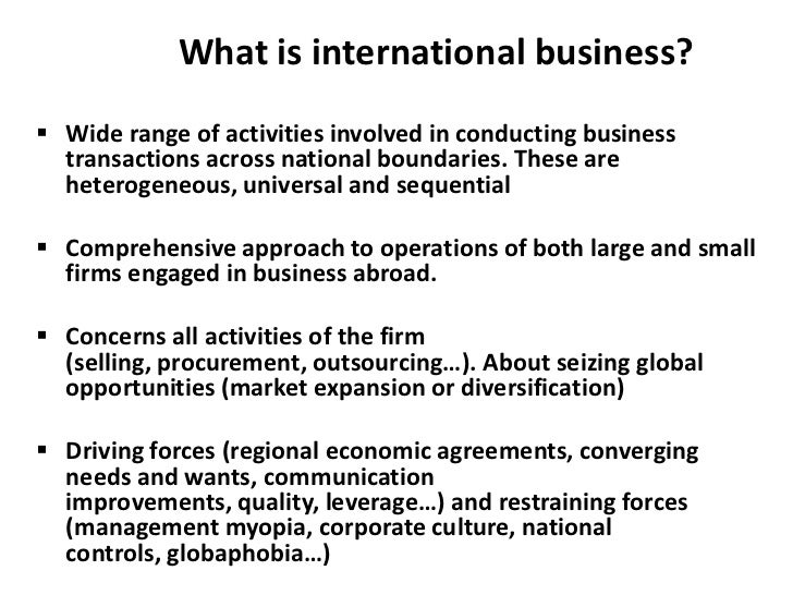 international business chpt 4 test Test bank for international business 6th edition by griffin 2pdf  critical listening 35 chapter 4: public speaking and cultural challenges 53 chapter 5 .