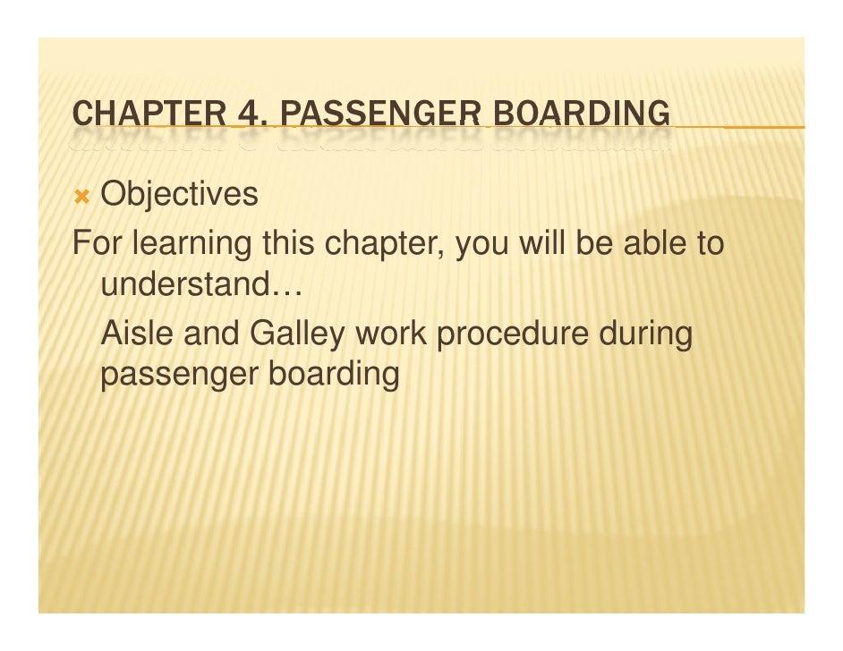 Business Class - Chapter 4