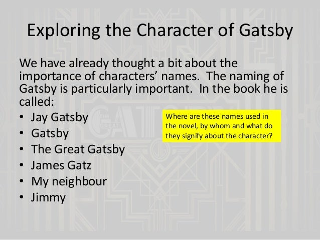 Any good Great Gatsby quote chapter 4?