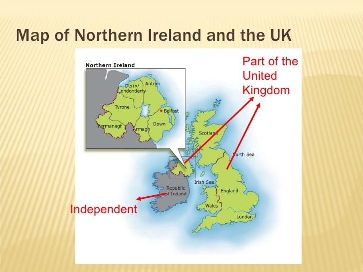 northern ireland essay