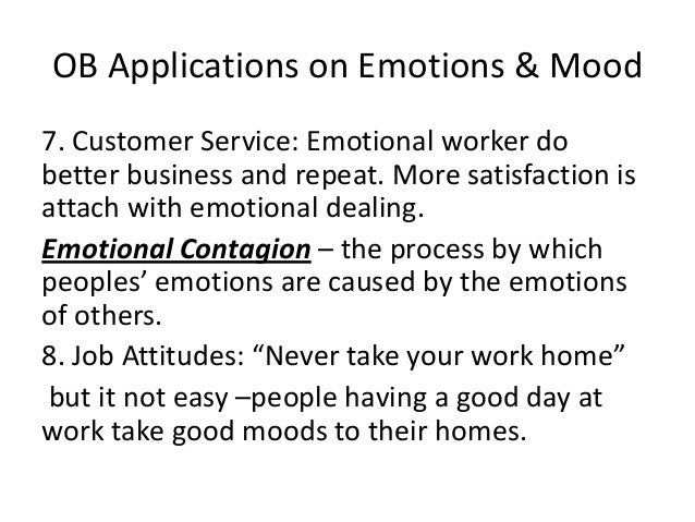 emotions and moods essay