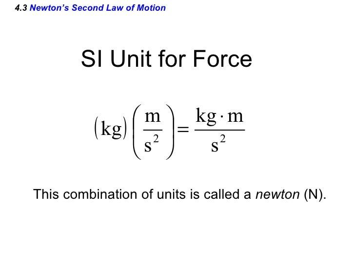 Ap Physics Chapter 4 Powerpoint on Forces And Motion