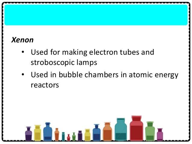 Xenon Electron Tubes For Making Electron Tubes