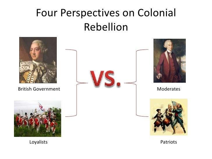 american revolution vs patriot