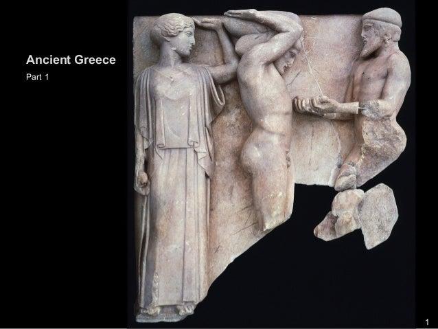 Ancient Greece Part 1 1