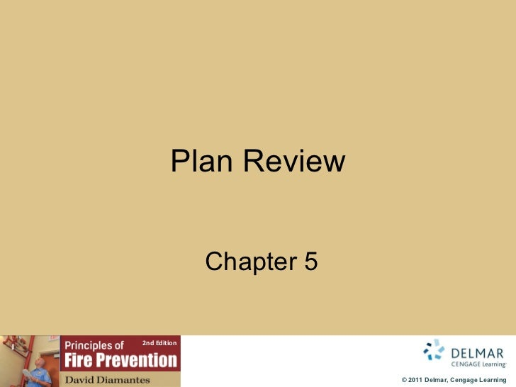 Plan  Review   Chapter 5