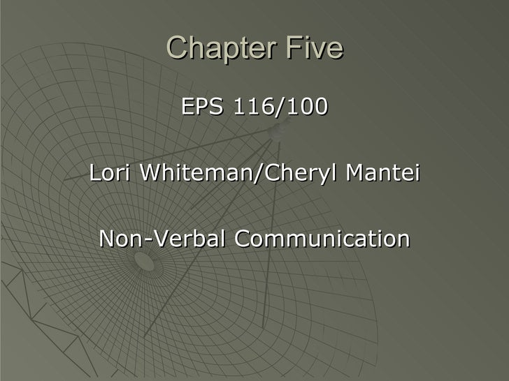 Chapter 5   Nvc