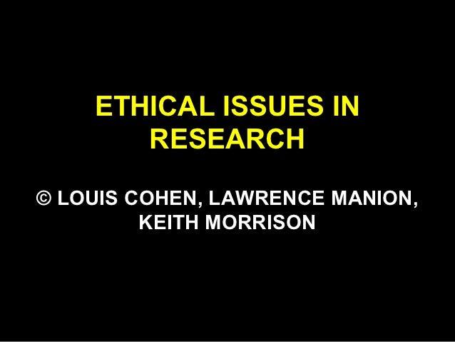 RMD 100Q Chapter5 cohen ak revised   ethics
