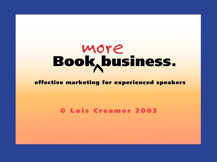 Five Questions to Book More Business for Speakers