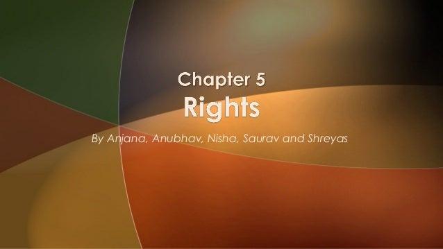 By Anjana, Anubhav, Nisha, Saurav and Shreyas