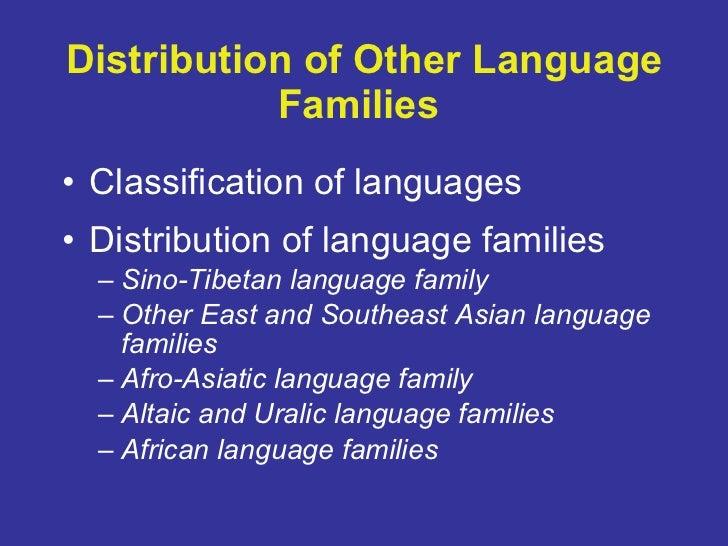Southeast Asian Languages Southeast Asian Language