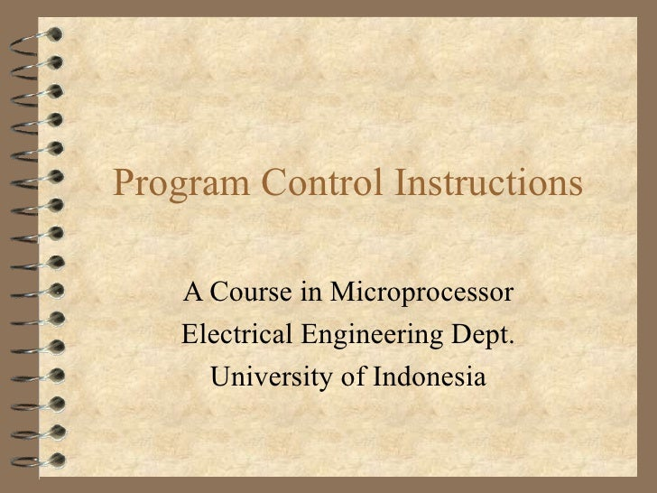 Chapter6-mikroprocessor