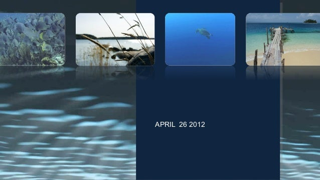 APRIL 26 2012