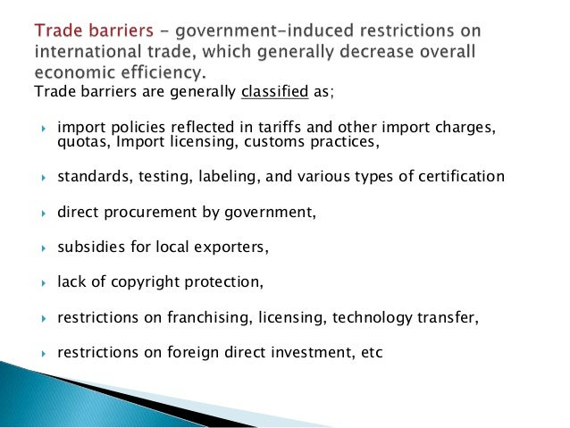 Trade License Malaysia to Trade • Import Licenses