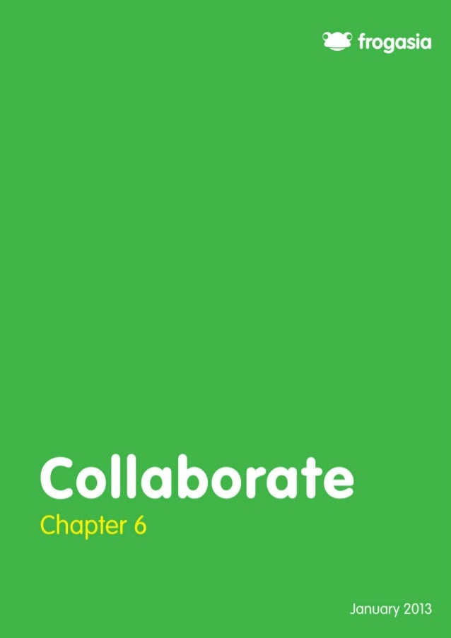 1Chapter 6:Collaborate