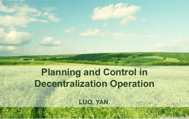 decentralization dissertation planning Planning dissertation decentralization i hate it when i know something and want to use it in an essay but cannot find it for citation in any of my books.
