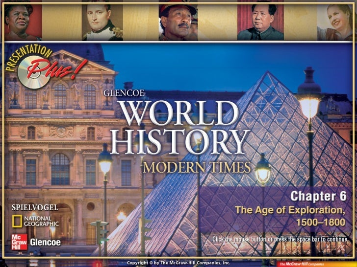 Connell High School World History Chapter 6 PowerPoint
