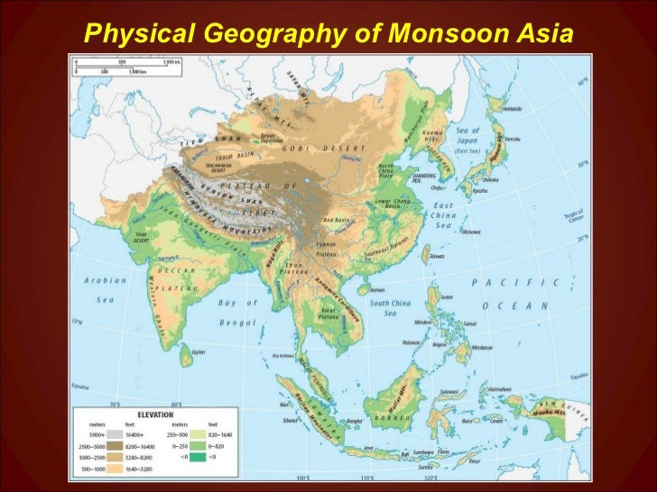 Image Gallery monsoon asia
