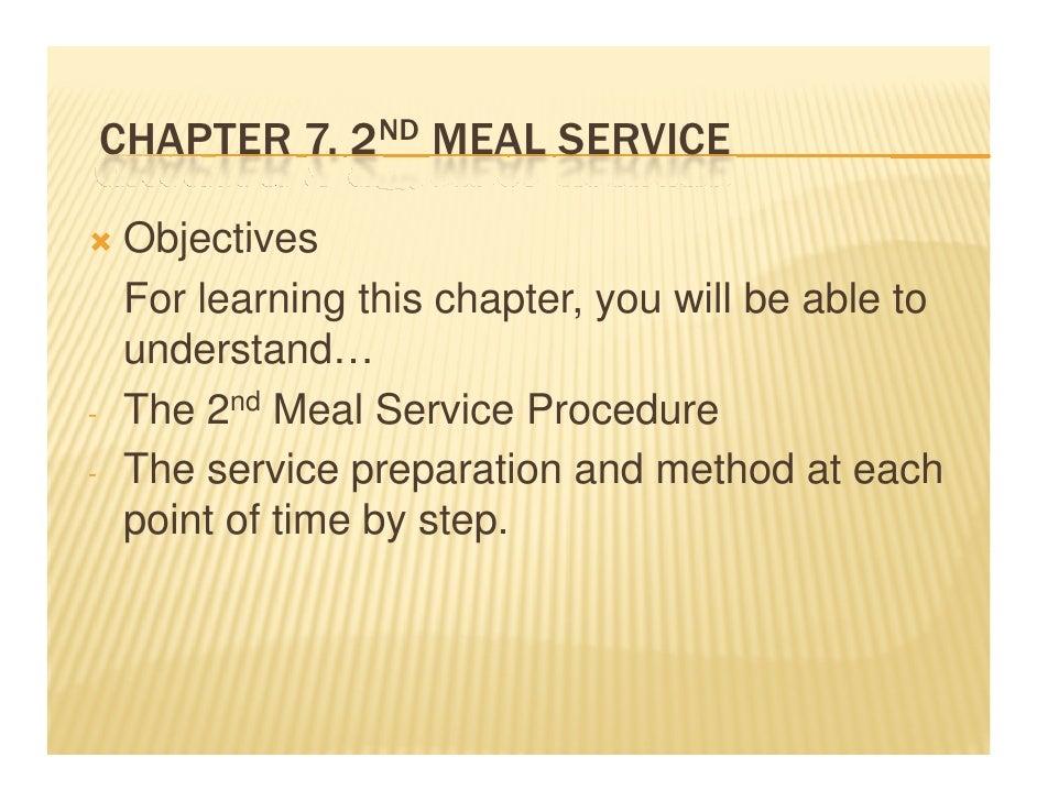 Business Class - Chapter 7
