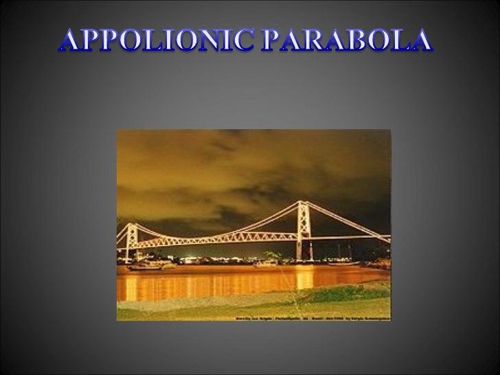 Chapter 7.2 parabola