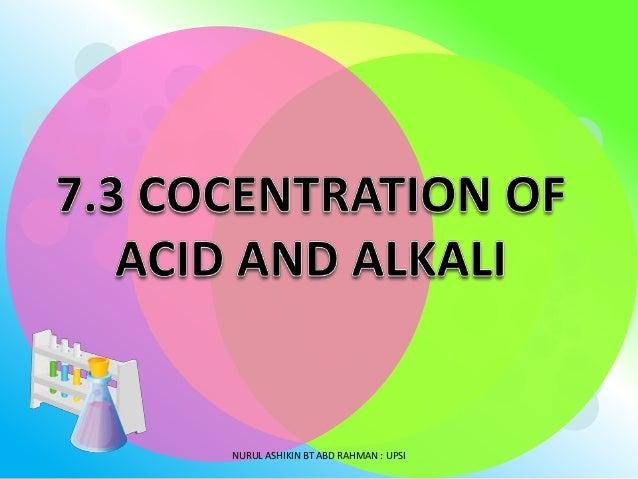 Chapter 7 acid & bases part 3