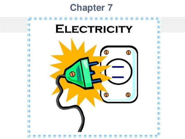 Form 3 PMR Science Chapter 7 Electricity