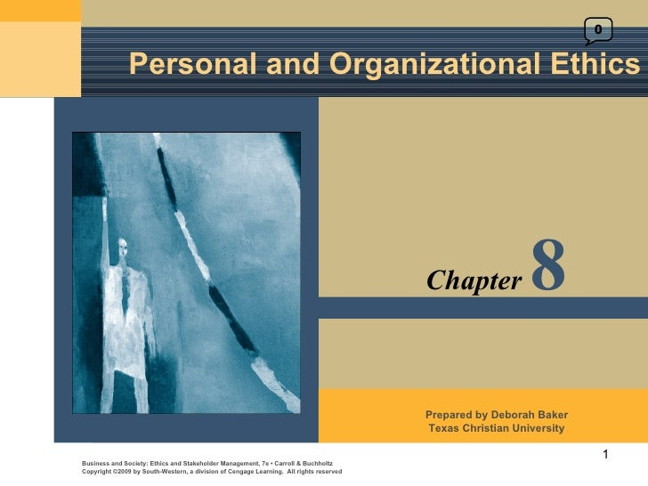 0               Personal and Organizational Ethics                                                                        ...