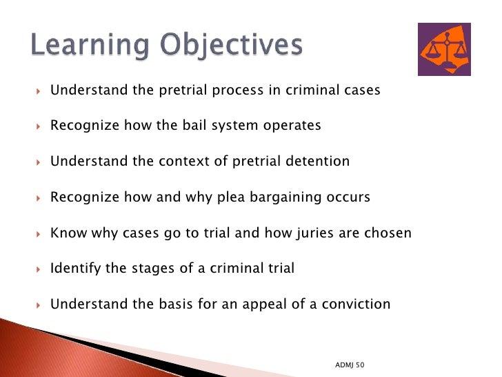 Understanding Plea Bargaining