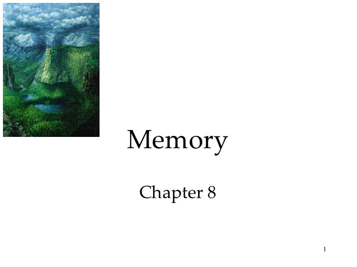 Chapter 8 Part 1