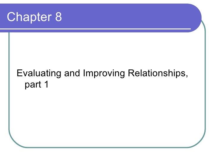 Chapter 8 Part 1 Cst110