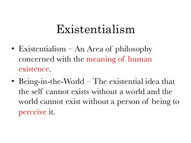 "existentialism does life have meaning essay Summary of louis pojman's, ""does religion give meaning to life in his 2002 essay ""religion gives meaning to life,"" he argued that if existentialism."