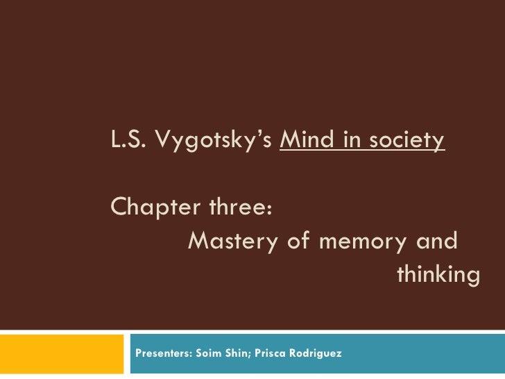Chapter Three Presentation Prisca