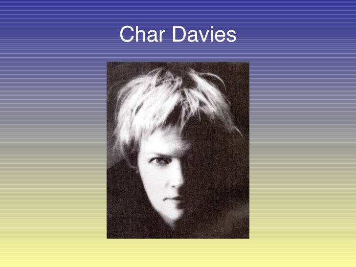 Char Davies