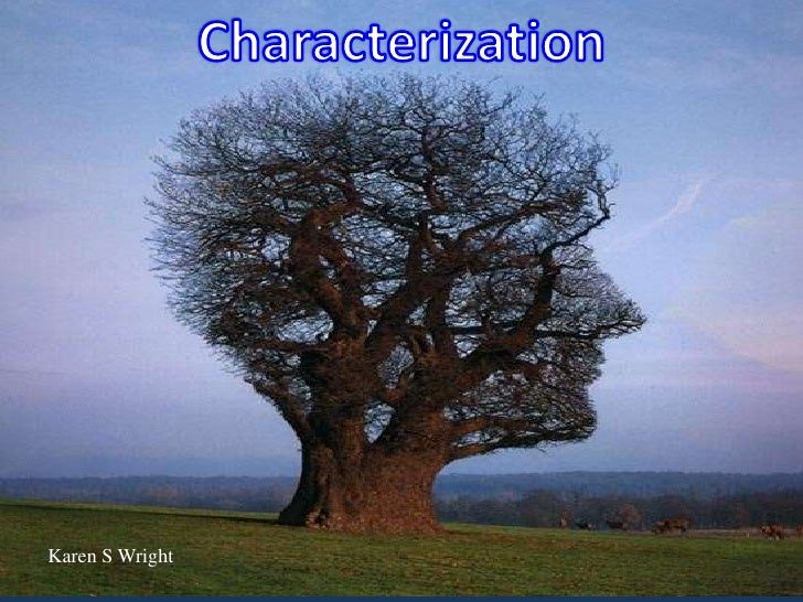Characterization<br />Karen S Wright<br />