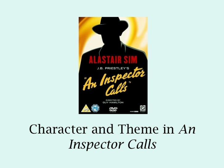 why is the inspector calls successful Eva smith, it could be argued, is the most important character in an inspector calls: from the moment her name is first mentioned, her shadow hangs over every page.
