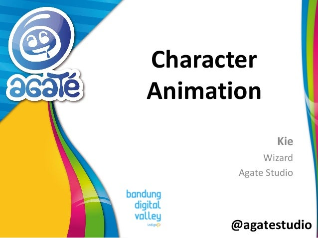 Character Animation by Kie