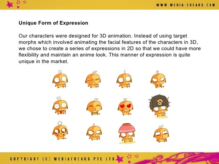 Character Design Tips Characters Were Designed