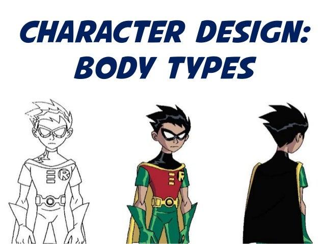 Character designbody